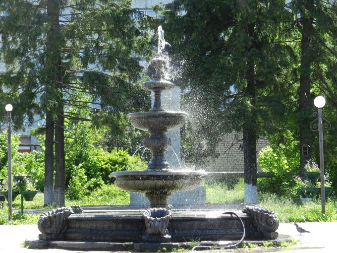Фонтан в парке им. В.И. Ленина.jpg